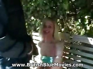 Donna Marie - British Pornstar Whore Interracial Gang Bang