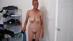 skinny granny lisa again
