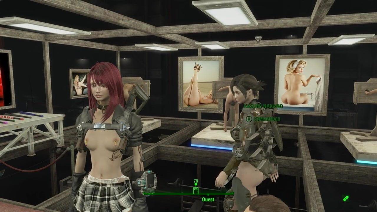 Fallout Hentai porno