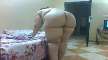 bbw arabe bitch huge ass so yummy