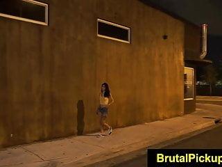 FetishNetwork Gina Valentina street sex