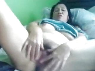 Filipino granny 58 fucking me stupid on cam. (Manila)2