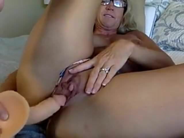 Chubby young girl takes huge dick