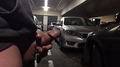 Car lot flashing and cum