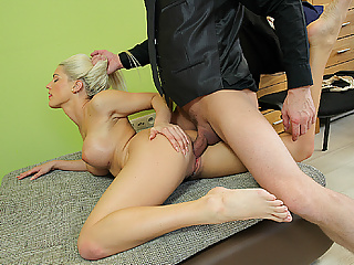 Loank Greta Loan Porn Of Bewitching Blanche And Tricky