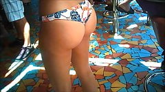 Nice Asses on Cruise Ship