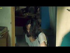 Zoe Saldana Nude Scene In Colombiana Movie