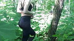Quickie im Wald