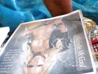 WWE diva Michelle McCool!