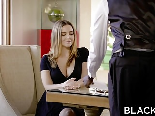 BLACKED Naughty Girlfriend Natasha Nice Enjoys BBC