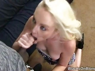 White daughter creampied by black while parents away