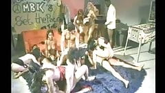 Orgy including Sean Michaels,