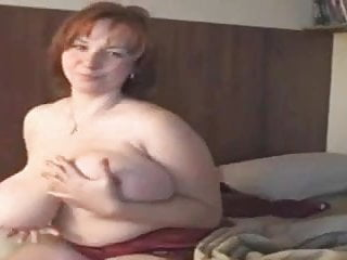 Preview 4 of France # A Redhead Milf with Huge Boobs