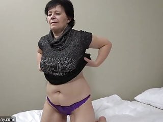 OldNanny Two black head lesbians are fucking together