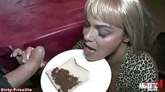 Dirty Priscilla: Breakfast with Latina Milf