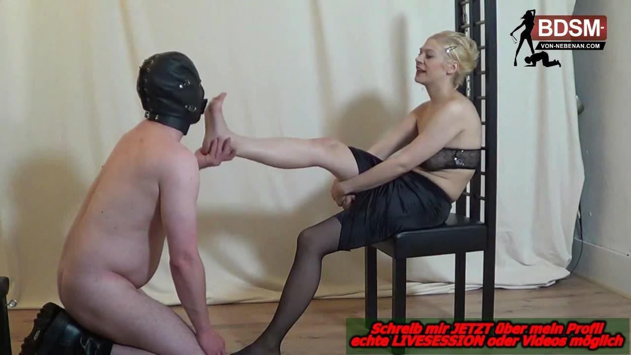 Fuß Erotik