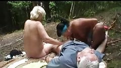 Matures in the woods