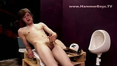 Petro Garcia first time from Hammerboys TV