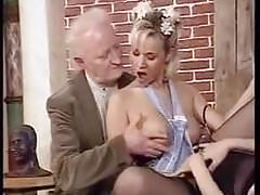 Oma sex orgy