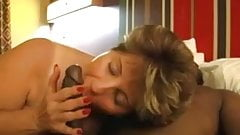 are taping my wife in a glory hole rzlnd with you