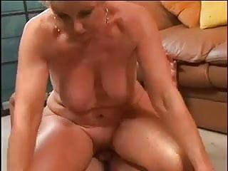 blond nice hot granny