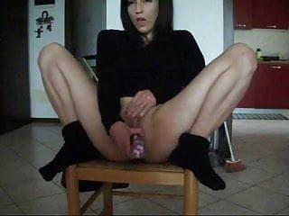 Masturbation while watching porn