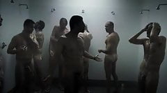 Boys in the shower
