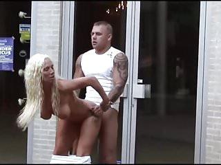 Public Sex - Store Entrance