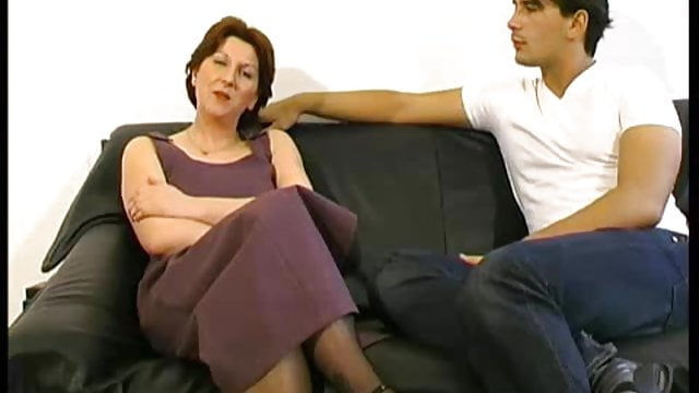 French Milf Anal Outdoor