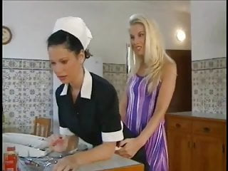 The seduction of the hot maid