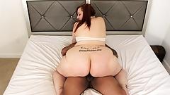 Big Butt Wide Hips 54y GILF Cum On My Tits Daddy