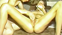 Hairy amateur slut fucked while she is on the phone