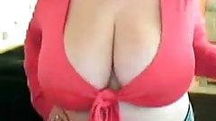 gordita tetona en la webcam