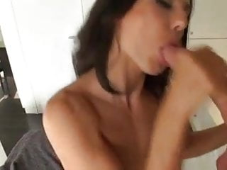 Download video bokep Alexa Tomas does POV blowjob & gets facial cumshot Mp4 terbaru