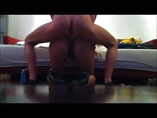 Tied up and hard fuck in Heels