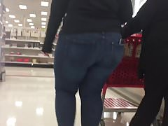 Major PAWG BBW In Jeans 1