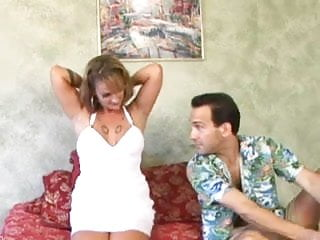 Tanlined Heidi Sin Gets Creampied