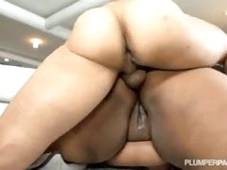 BBW Superstar Cotton Candi Gets Fucked in Her Big Ass