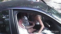 Parkplatz Sex mit Polizeieinsatz