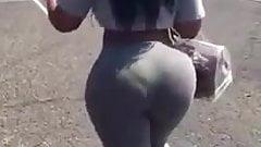 Thick Ass Latina
