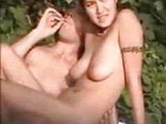 Too hot nude beach sex