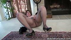 An older woman means fun part 210
