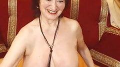 Hairy grandma solo