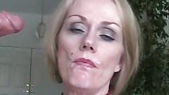 Drink Up The Nasty Cum Slut