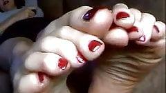 Foot Goddess Soles & Toes