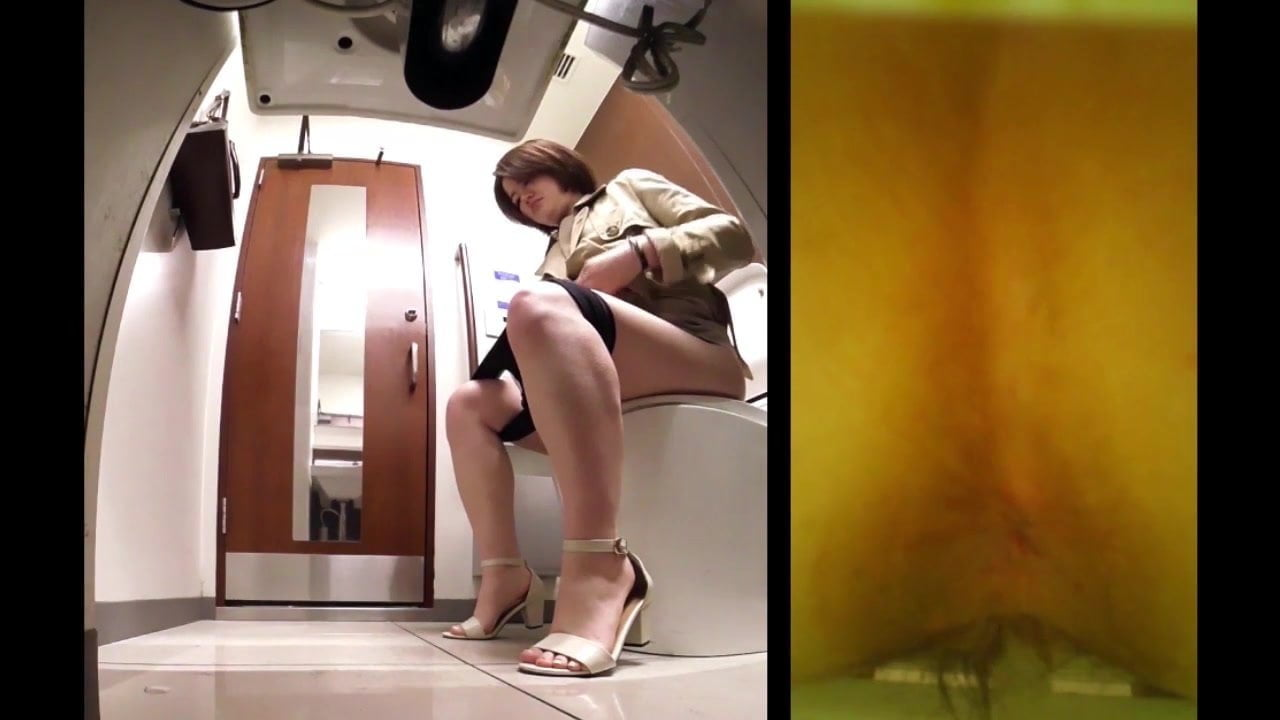 secret camera in toilet