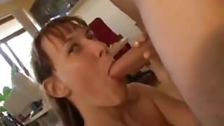 STP7 Gorgeous Milf Enjoys Her First Fuck Flick !