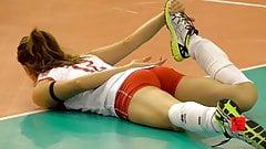 Sexy Turkish Volleyball