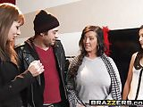 Brazzers - Mommy Got Boobs - Making Over Mommies scene starr