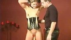 Pussy and Tit Clamping